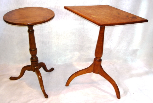 Delightful Candle Stand And Diamond Top Table